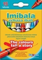 Imibali echaza ibali  - The colours tell a story